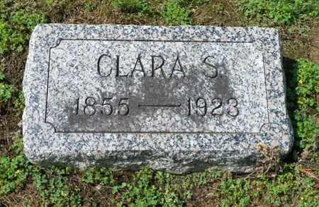 THROCKMORTON, CLARA S. - Shelby County, Ohio | CLARA S. THROCKMORTON - Ohio Gravestone Photos