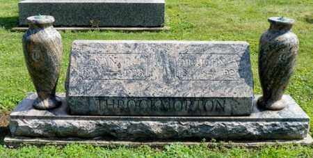 THROCKMORTON, JOHN A. - Shelby County, Ohio | JOHN A. THROCKMORTON - Ohio Gravestone Photos