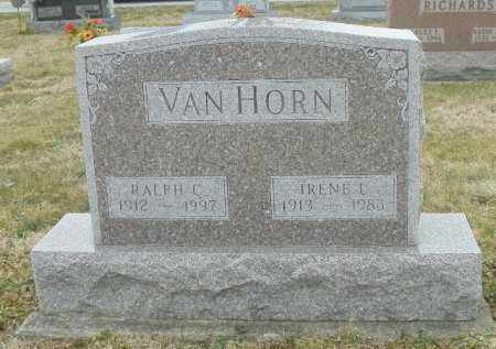 VAN HORN, IRENE L. - Shelby County, Ohio | IRENE L. VAN HORN - Ohio Gravestone Photos