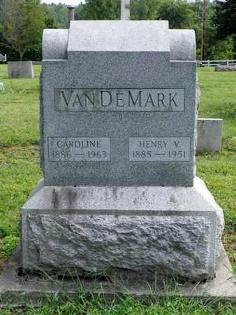 VANDEMARK, HENRY V. - Shelby County, Ohio | HENRY V. VANDEMARK - Ohio Gravestone Photos
