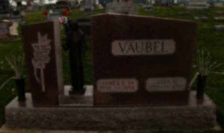 VAUBLE, JOAN M. - Shelby County, Ohio | JOAN M. VAUBLE - Ohio Gravestone Photos