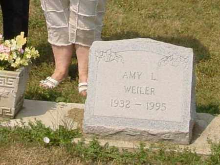 WEILER, AMY L. - Shelby County, Ohio | AMY L. WEILER - Ohio Gravestone Photos
