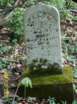 WEST, MARY A. - Shelby County, Ohio   MARY A. WEST - Ohio Gravestone Photos