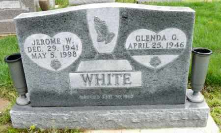 WHITE, JEROME W. - Shelby County, Ohio | JEROME W. WHITE - Ohio Gravestone Photos