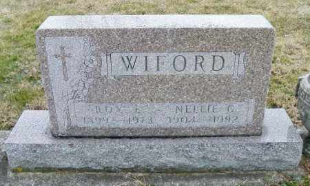 WIFORD, NELLIE G. - Shelby County, Ohio | NELLIE G. WIFORD - Ohio Gravestone Photos