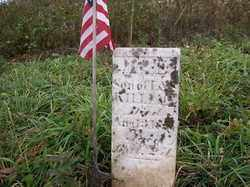 WILLIAMS, ARNOLD - Shelby County, Ohio   ARNOLD WILLIAMS - Ohio Gravestone Photos