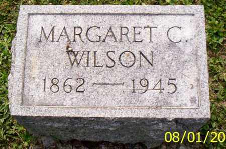 WILSON, MARGARET C. - Shelby County, Ohio | MARGARET C. WILSON - Ohio Gravestone Photos