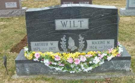 WILT, MAXINE M. - Shelby County, Ohio | MAXINE M. WILT - Ohio Gravestone Photos