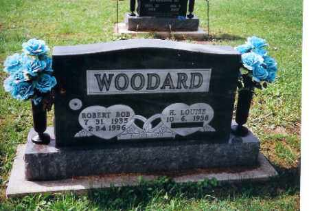 WOODARD, ROBERT - Shelby County, Ohio | ROBERT WOODARD - Ohio Gravestone Photos