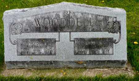 WOODDELL, ETTA F. - Shelby County, Ohio | ETTA F. WOODDELL - Ohio Gravestone Photos
