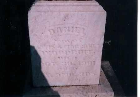 WOODRUFF, DANIEL - Shelby County, Ohio   DANIEL WOODRUFF - Ohio Gravestone Photos