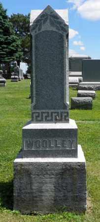 WOOLLEY, JENNIE - Shelby County, Ohio | JENNIE WOOLLEY - Ohio Gravestone Photos