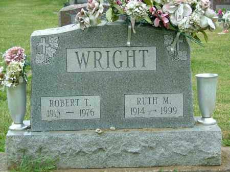 BLAIR WRIGHT, RUTH MILDRED - Shelby County, Ohio | RUTH MILDRED BLAIR WRIGHT - Ohio Gravestone Photos
