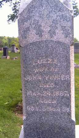 YINGER, LUEZA - Shelby County, Ohio | LUEZA YINGER - Ohio Gravestone Photos