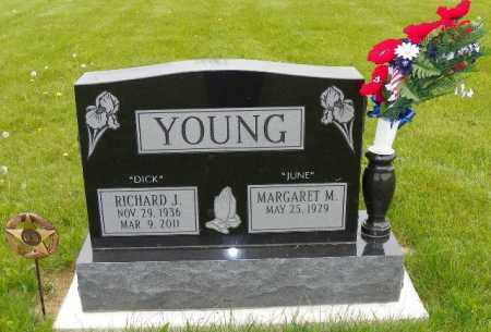 YOUNG, MARGARET M. - Shelby County, Ohio | MARGARET M. YOUNG - Ohio Gravestone Photos