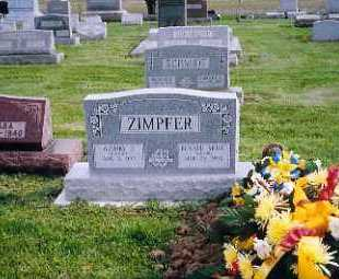 ZIMPFER, RONALD R. - Shelby County, Ohio | RONALD R. ZIMPFER - Ohio Gravestone Photos