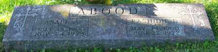 ABOOD, RASHIDIE D. - Stark County, Ohio | RASHIDIE D. ABOOD - Ohio Gravestone Photos