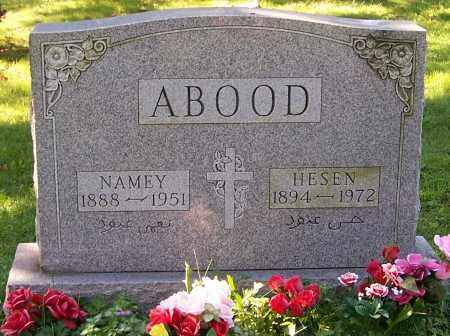 ABOOD, NAMEY - Stark County, Ohio | NAMEY ABOOD - Ohio Gravestone Photos