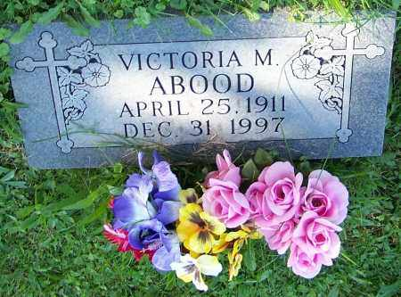 ABOOD, VICTORIA M. - Stark County, Ohio | VICTORIA M. ABOOD - Ohio Gravestone Photos