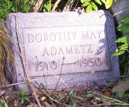 HOOBLER ADAMETZ, DOROTHY MAY - Stark County, Ohio | DOROTHY MAY HOOBLER ADAMETZ - Ohio Gravestone Photos
