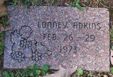 ADKINS, LONNEY - Stark County, Ohio | LONNEY ADKINS - Ohio Gravestone Photos