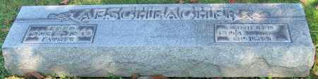 AESCHBACHER, WINFRED - Stark County, Ohio | WINFRED AESCHBACHER - Ohio Gravestone Photos