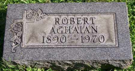 AGHAIAN, ROBERT - Stark County, Ohio | ROBERT AGHAIAN - Ohio Gravestone Photos
