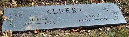 ALBERT, WILLIAM - Stark County, Ohio | WILLIAM ALBERT - Ohio Gravestone Photos