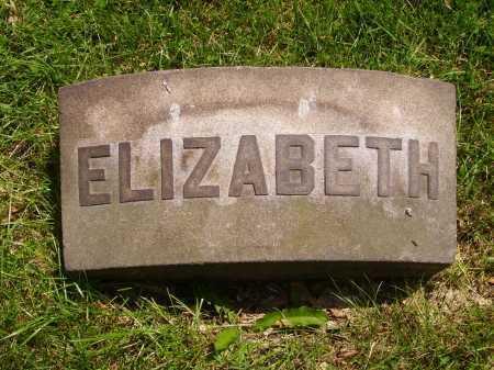 ALBRECHT, ELIZABETH - Stark County, Ohio | ELIZABETH ALBRECHT - Ohio Gravestone Photos