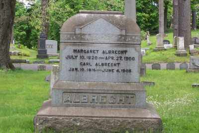 ALBRECHT, MARGARET - Stark County, Ohio | MARGARET ALBRECHT - Ohio Gravestone Photos