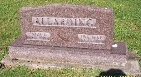 ALLARDING, IDA MAE - Stark County, Ohio | IDA MAE ALLARDING - Ohio Gravestone Photos
