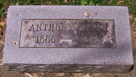 ALLEN, ANTHONY - Stark County, Ohio | ANTHONY ALLEN - Ohio Gravestone Photos