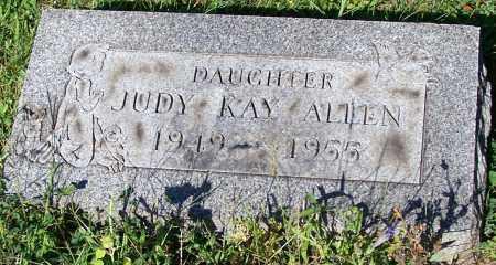 ALLEN, JUDY KAY - Stark County, Ohio | JUDY KAY ALLEN - Ohio Gravestone Photos