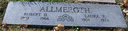ALLMEROTH, LAURA R. - Stark County, Ohio   LAURA R. ALLMEROTH - Ohio Gravestone Photos