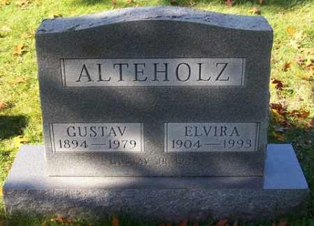 ALTEHOLZ, GUSTAV - Stark County, Ohio | GUSTAV ALTEHOLZ - Ohio Gravestone Photos