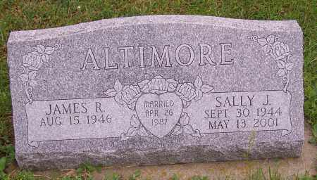 ALTIMORE, SALLY J. - Stark County, Ohio | SALLY J. ALTIMORE - Ohio Gravestone Photos