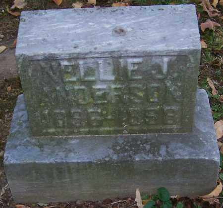 ANDERSON, NELLIE J. - Stark County, Ohio | NELLIE J. ANDERSON - Ohio Gravestone Photos