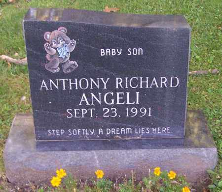 ANGELI, ANTHONY RICHARD - Stark County, Ohio | ANTHONY RICHARD ANGELI - Ohio Gravestone Photos