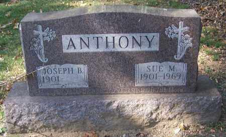 ANTHONY, JOSEPH B. - Stark County, Ohio | JOSEPH B. ANTHONY - Ohio Gravestone Photos