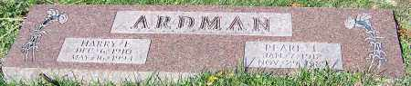 ARDMAN, HARRY F. - Stark County, Ohio | HARRY F. ARDMAN - Ohio Gravestone Photos
