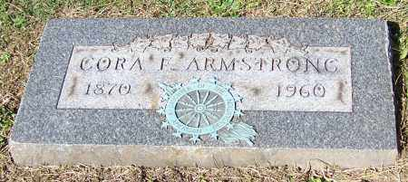 ARMSTRONG, CORA F. - Stark County, Ohio | CORA F. ARMSTRONG - Ohio Gravestone Photos