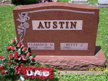 AUSTIN, BETTY J. - Stark County, Ohio | BETTY J. AUSTIN - Ohio Gravestone Photos