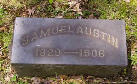 AUSTIN, SAMUEL - Stark County, Ohio | SAMUEL AUSTIN - Ohio Gravestone Photos