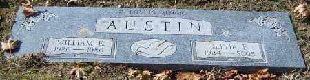 AUSTIN, OLIVIA E. - Stark County, Ohio | OLIVIA E. AUSTIN - Ohio Gravestone Photos