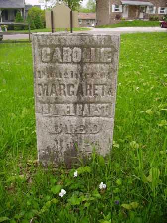 BABST, CAROLINE - Stark County, Ohio | CAROLINE BABST - Ohio Gravestone Photos