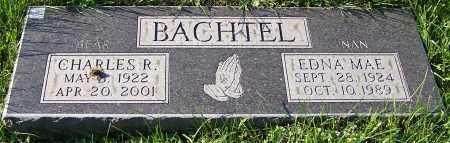 BACHTEL, EDNA MAE - Stark County, Ohio | EDNA MAE BACHTEL - Ohio Gravestone Photos