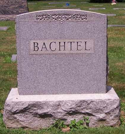 BACHTELL, FAMILY - Stark County, Ohio | FAMILY BACHTELL - Ohio Gravestone Photos