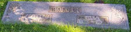BAKER, ALBERT J. - Stark County, Ohio | ALBERT J. BAKER - Ohio Gravestone Photos