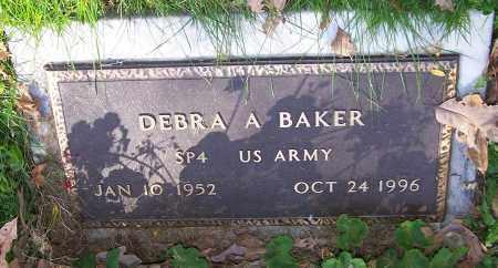 BAKER, DEBRA A. - Stark County, Ohio | DEBRA A. BAKER - Ohio Gravestone Photos