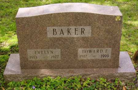 BAKER, EVELYN - Stark County, Ohio | EVELYN BAKER - Ohio Gravestone Photos